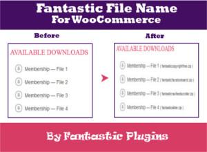 FileNameForWooCommerce