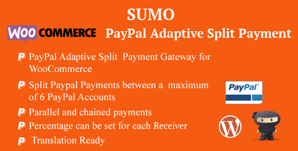PayPal Adaptive Split Payment_Features_Image