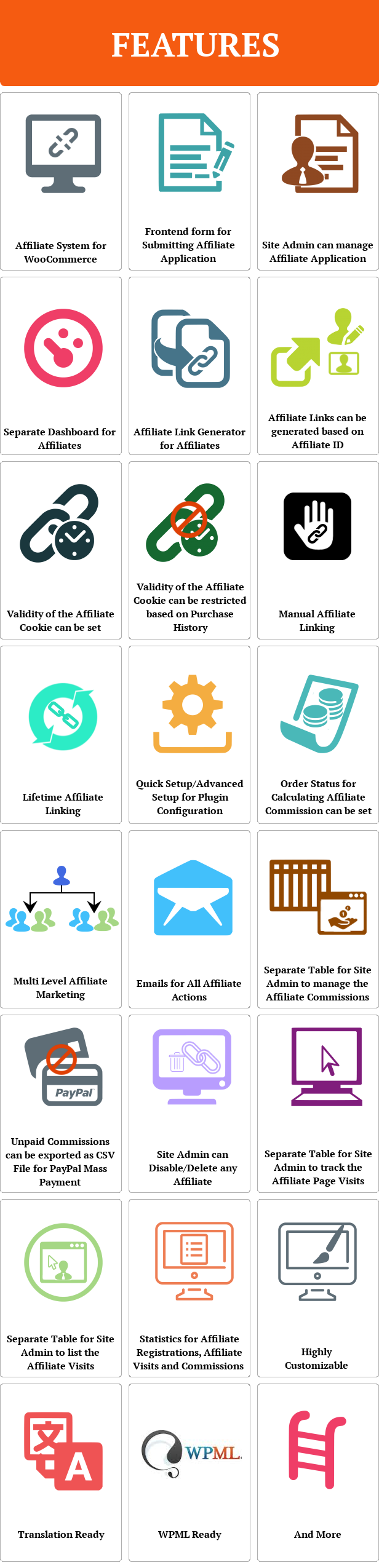 SUMO Affiliates - WooCommerce Affiliate System 2