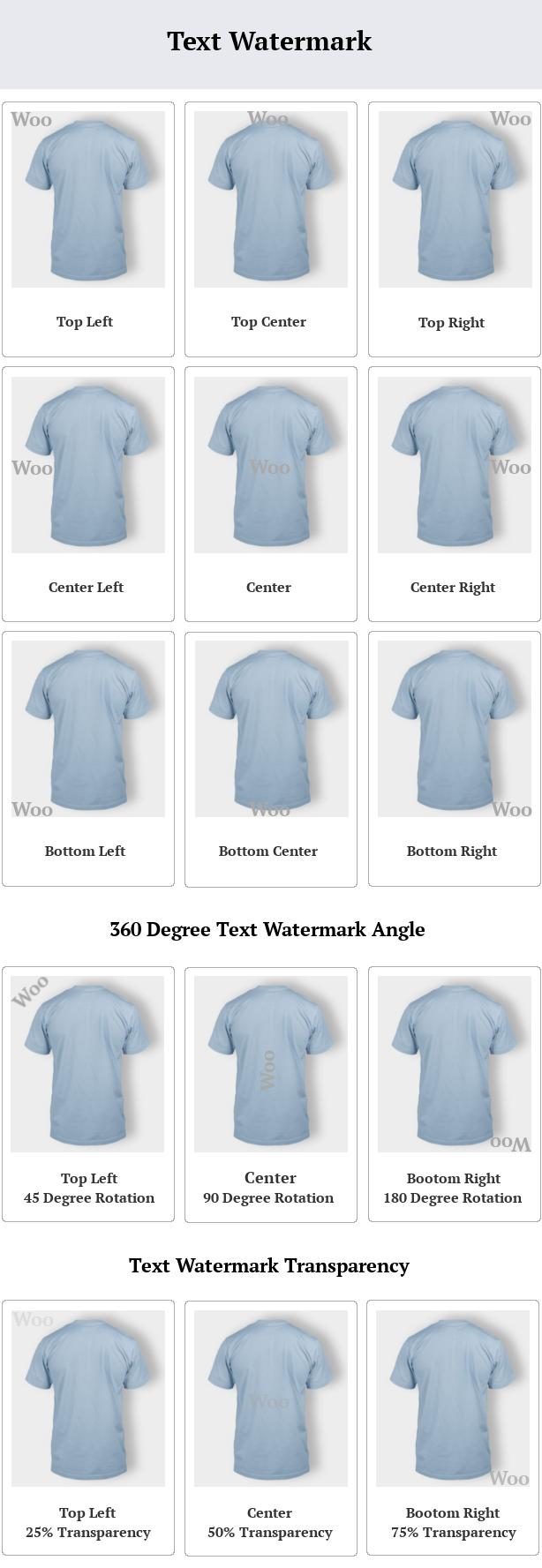 SUMO WooCommerce Product Image Watermark - 2